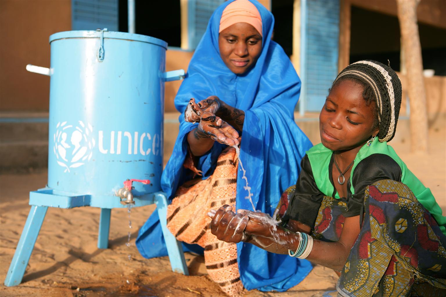 Lucha contra la mortalidad infantil en Níger con el apoyo de la Fundación Pedro Navalpotro