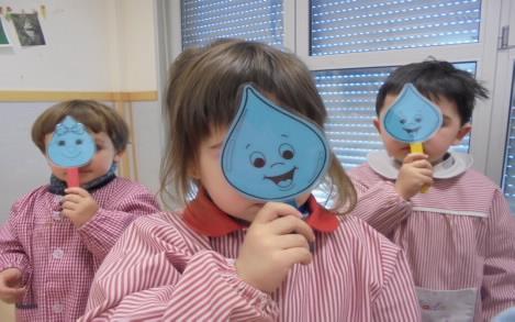 Dia Mundial Del Agua En La Escuela De Educacion Infantil La