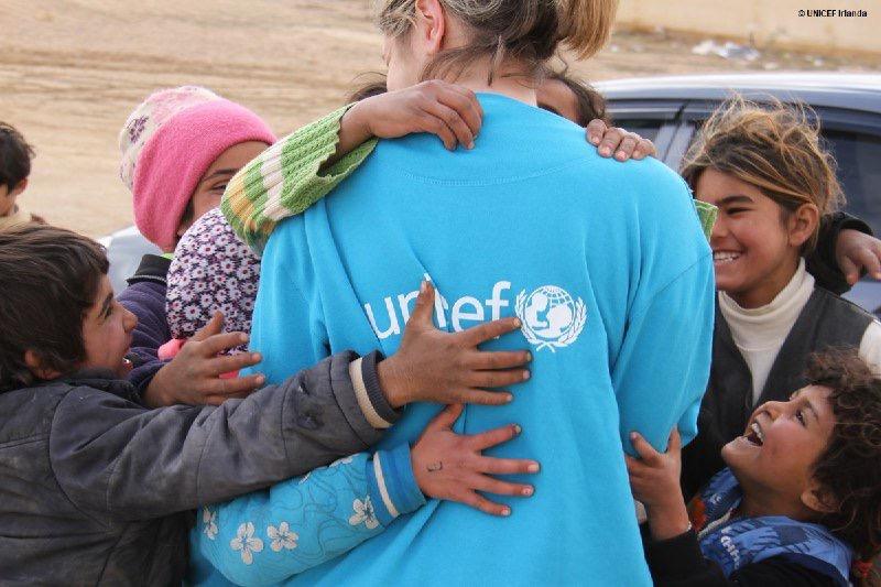 UNICEF en acción en terreno