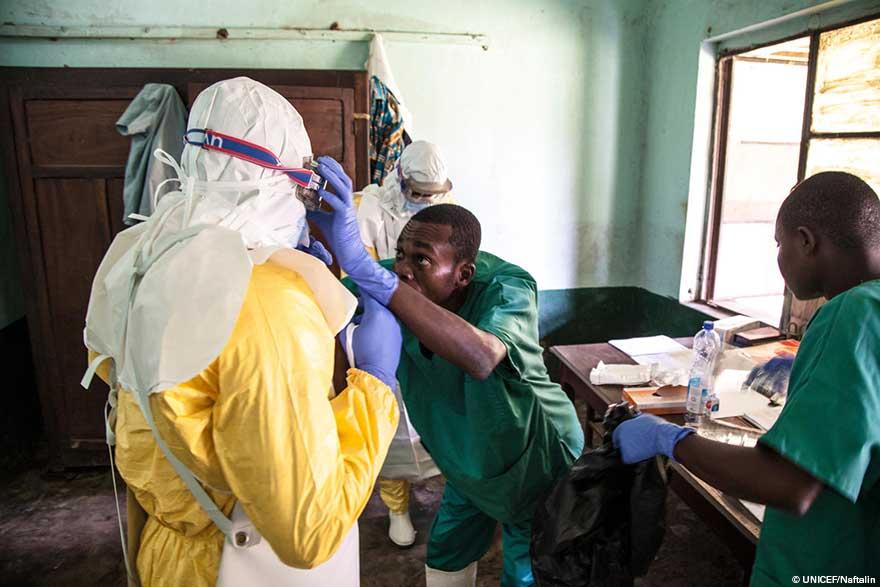 Resultado de imagen de ébola.