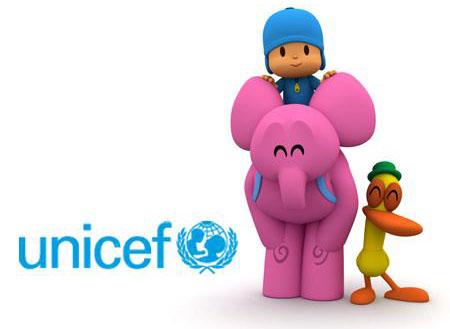 Pocoyó Y Sus Amigos Nos Enseñan Los Derechos De La Infancia Unicef