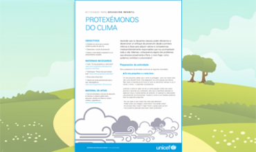 Protexémonos do clima