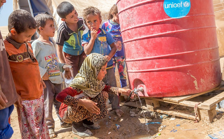 Respuesta humanitaria en los países de origen