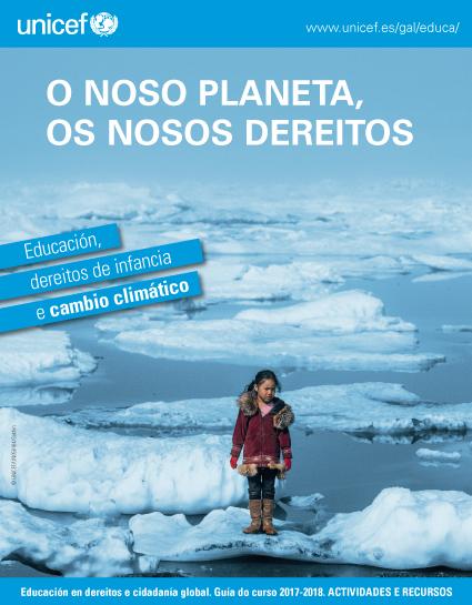 Guía do curso 2017-2018: Dereitos de infancia e cambio climático